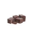Горький ремесленный кусковой шоколад, 70% какао